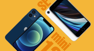 【比較】iPhone 12 miniとiPhone SEはどっちを選べば良いの?小さなiPhoneの大きな違いについて